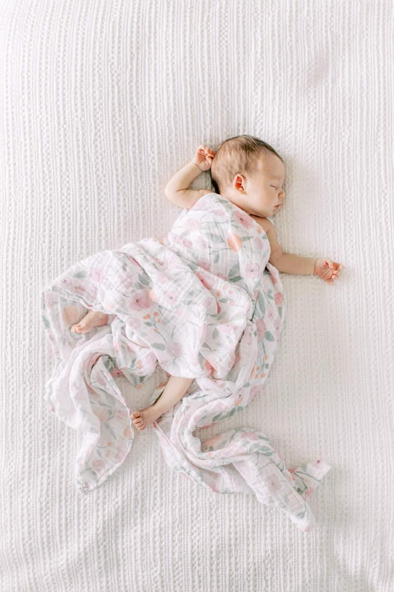 Calgary Newborn Photographer baby